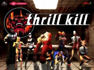 Screenshot Thumbnail / Media File 1 for Thrill Kill [U]